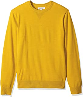 Goodthreads Men's Merino Wool Crewneck Sweater