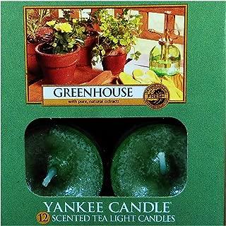 Yankee Candle Greenhouse 12 Tea Lights
