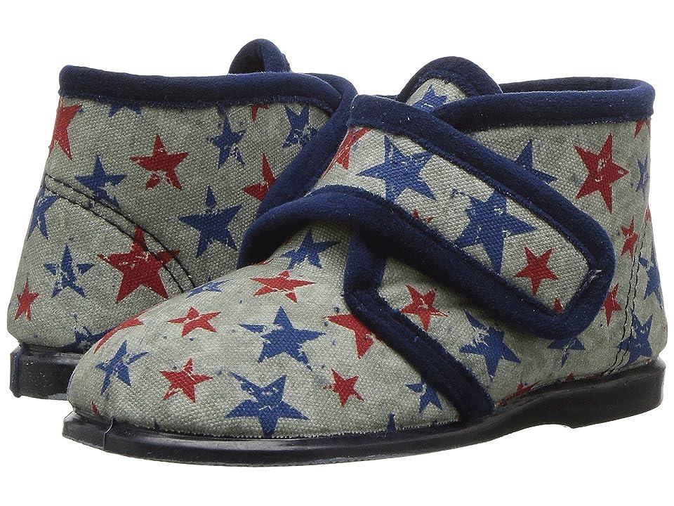 Cienta Kids Shoes 108040 (Infant/Toddler/Little Kid) (Grey Stars) Kid