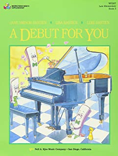 A Debut for You Book 3