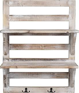 Best rustic hooks on wood Reviews