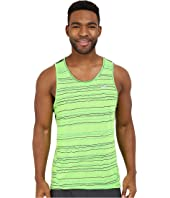 Nike - Dri-FIT™ Cool Tailwind Stripe Running Tank Top