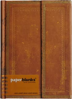 Paperblanks Handtooled Leather (Old Leather Wraps Series)