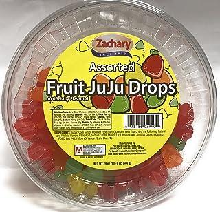 Zachary 24oz Jelly Tubs (Assorted Fruit Jujus)
