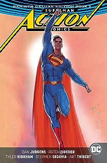 Superman: Action Comics: The Rebirth Deluxe Edition Book 2 (Superman Action Comics: Rebirth Deluxe Edition)