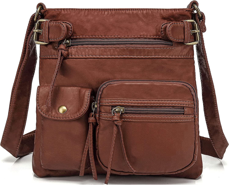 Scarleton Multi Pocket Crossbody Bag Shoulder New color for Ranking TOP5 Women Ul