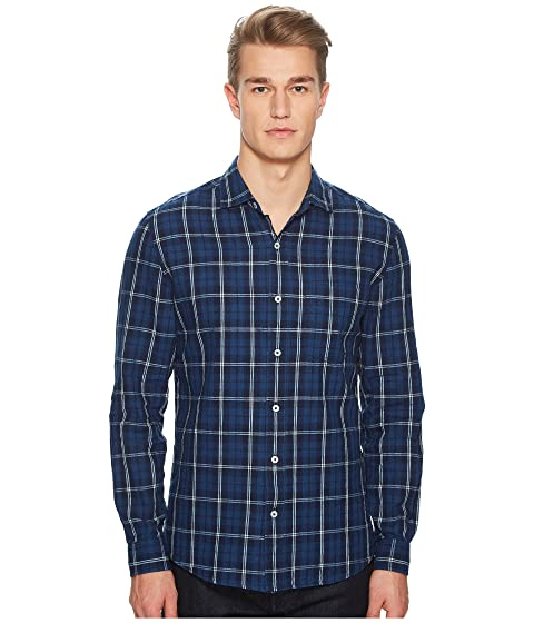 BALDWIN William Plaid Shirt