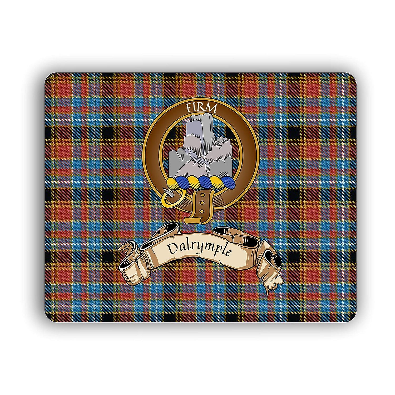 5% OFF Scottish Clan Dalrymple Tartan Mouse Crest Pad Computer 2021 new