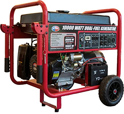 Amazon com: 10,000 to 15,999 Watts - Generators / Generators