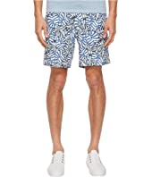 onia - Calder 7.5 Tropic Leaves Swim Shorts
