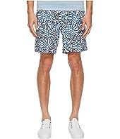 onia - Calder 7.5 Tropic Leaves Swim Shorts