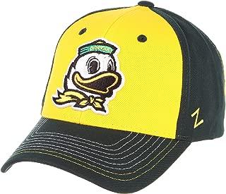 NCAA Oregon Ducks Men's Stitch Hat, Adjustable, Team Color