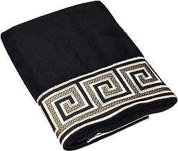 Avanti Linens Eternity Bath Towel, 27 by 50-Inch, Black