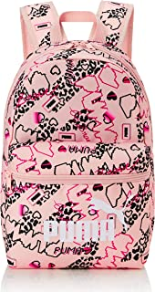 PUMA Girls Phase Small Backpack, Blue (Peachskin) - 07548822