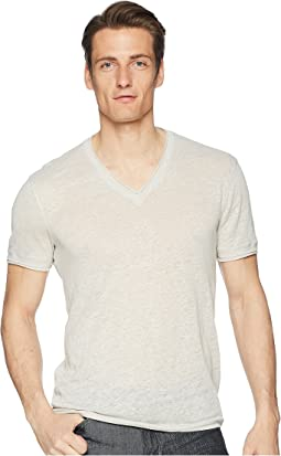 John Varvatos Collection Short Sleeve Jersey V-Neck T-Shirt K736U1