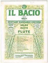 IL BACIO (The Kiss) Waltz: Flute SOLO or DUET with Piano Accompaniment