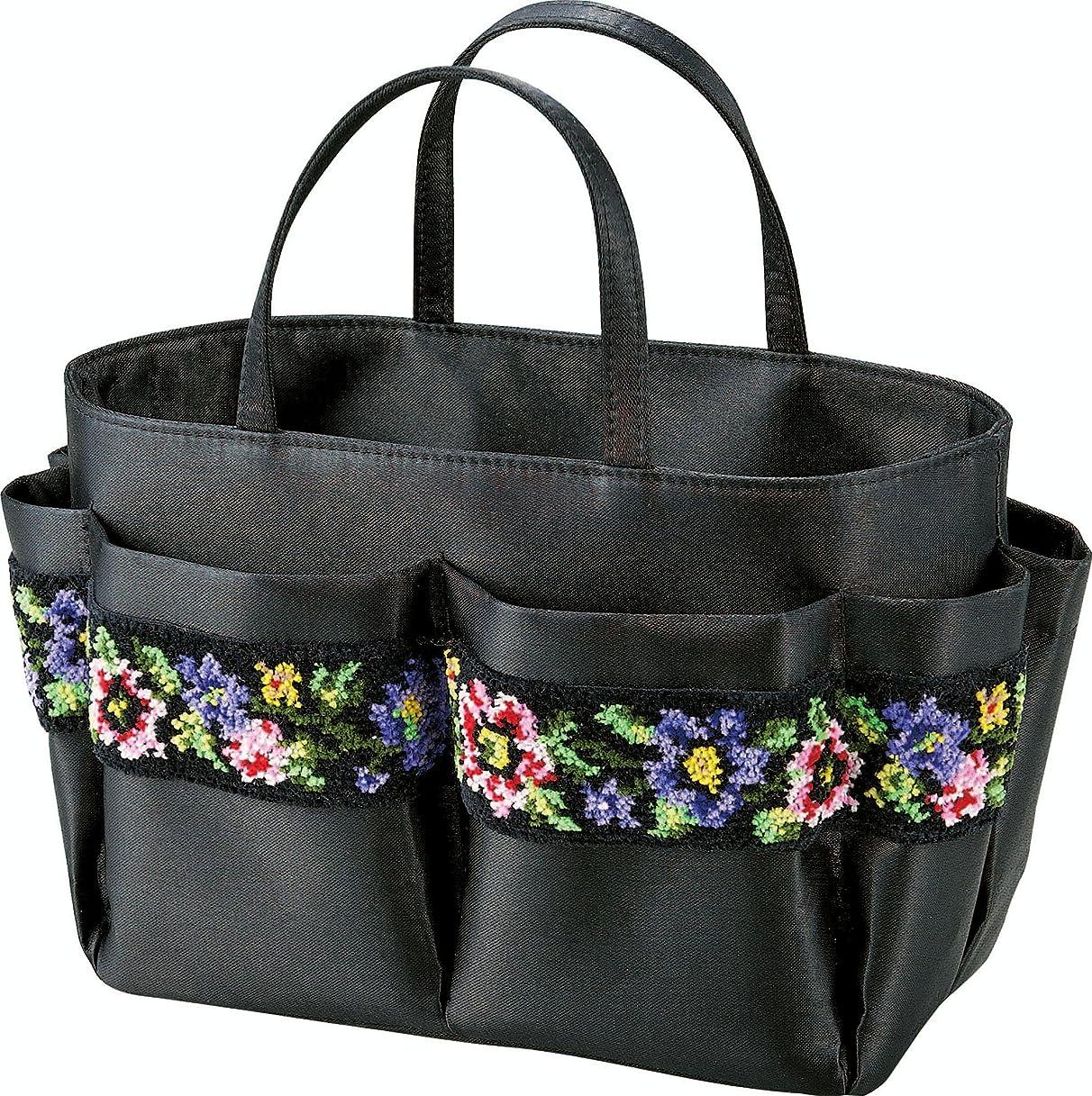 スズメバチ主権者女性コジット シェニール織 部屋から部屋へ小物バッグ 90570