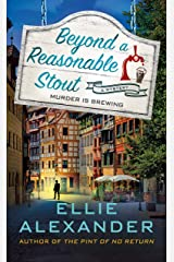 Beyond a Reasonable Stout: A Sloan Krause Mystery Kindle Edition