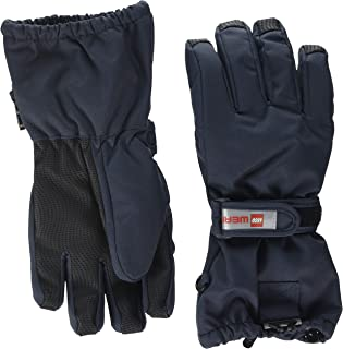 LEGO Wear Kids & Baby Aiden Fleece-Lined Softshell Water Resistant Touchscreen Winter Gloves