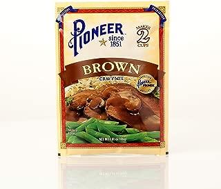 Best pioneer brand brown gravy mix Reviews
