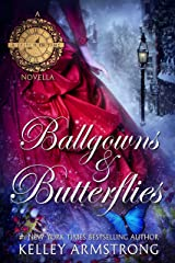 Ballgowns & Butterflies: A Stitch in Time Holiday Novella Kindle Edition