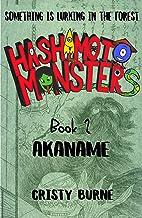 Hashimoto Monsters Book 2: Akaname