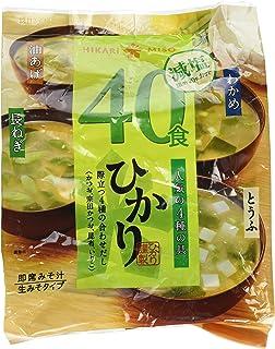 Hikari Japan Miso Instant miso Suppe Soup low salt 40 meals
