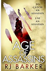 Age of Assassins (The Wounded Kingdom Book 1) Kindle Edition
