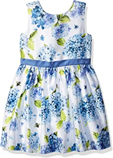 Gymboree Baby Girls Sleveless Floral Print Dress