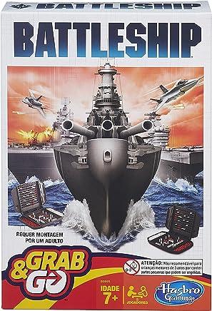 Jogo Gaming Battleship Grab & Go Hasbro