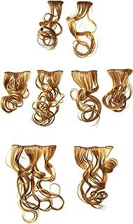 Hairdo 8 Piece Wavy Hair Extension Kit, Honey Ginger, 18 Inch by Hairuwear