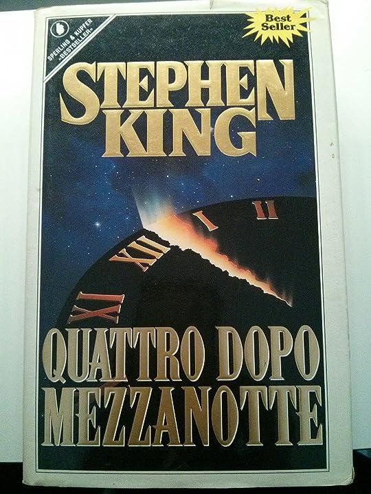 Quattro dopo mezzanotte (italiano) copertina rigida  sperling & kupfer 978-8820011390