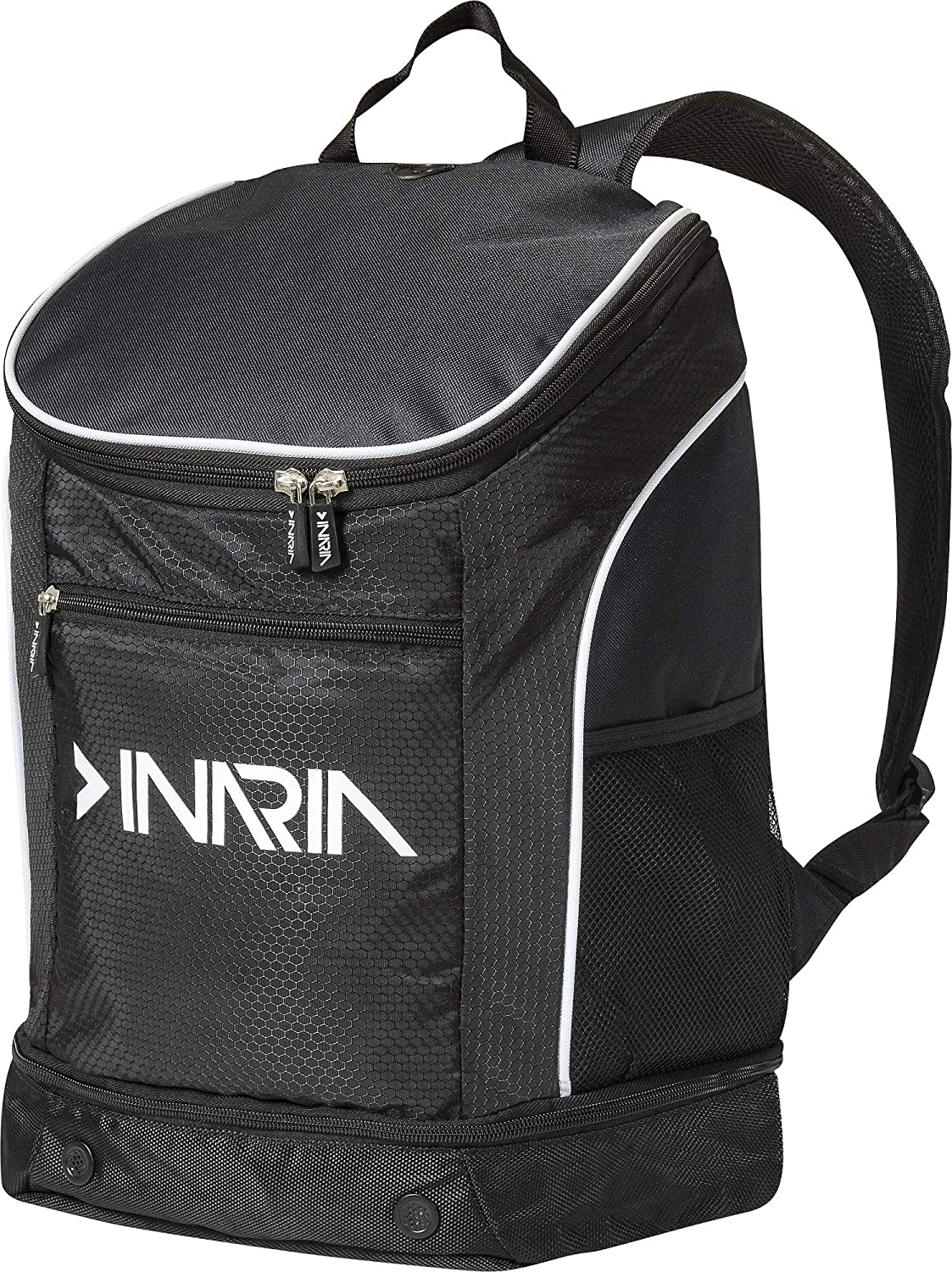 Inaria Stadio Soccer Sport Backpack Also Basketball Lacrosse School Fitness and Travel