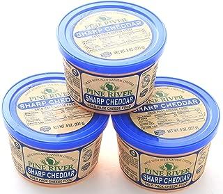 Sharp Cheddar 8oz Cold Pack - 3 Pack