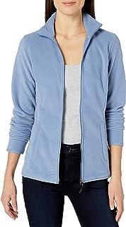 Women's Relaxed-Fit Long-Sleeve Full-Zip Polar Soft Fleece Jacket