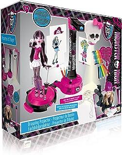 Imc Toys - Proyector Monster High 40 Dibujos Diseña Ropa 43-870307 (surtido, varios modelos)