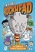 The Incredible Rockhead: The Complete Comics Collection (Stone Arch Graphic Novels)