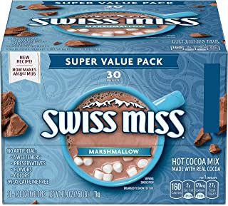 Best swiss miss sugar free hot chocolate nutritional information Reviews
