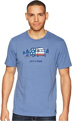 Americana Camp Crusher Tee