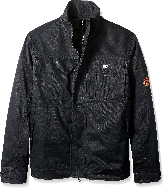 Caterpillar Men's Flame Resistant Uninsulated Jacket