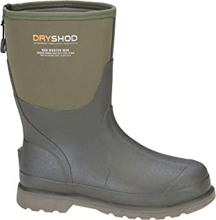 Dryshod Sod Buster Men's Mid Warm Weather Boot SDB-MM-MS