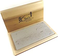 Genuine Arkansas Soft (Medium) Wide Knife Sharpening Bench Stone Whetstone 6