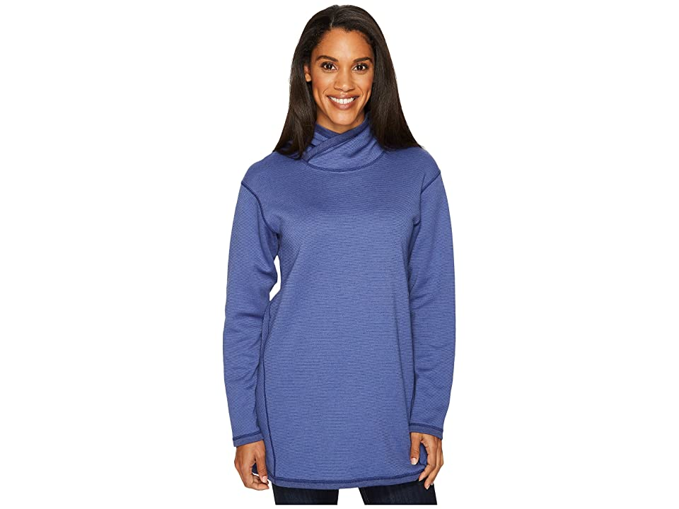 ExOfficio Robson Reversible Hoodie (Blueprint) Women