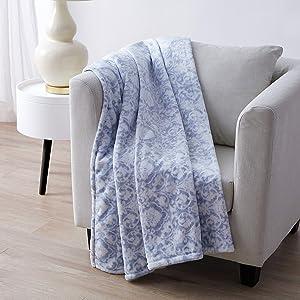Tahari Home Reose Throw Blanket, 50