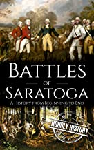 Battles of Saratoga: A History from Beginning to End (American Revolutionary War) (English Edition)