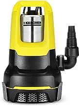 Kärcher SP 6 Flat Inox Beregeningspomp, 14000l/h, Zwart/Geel
