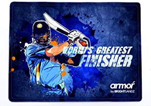 Armor' Limited Edition Laptop Radiation Shields (Gods of Cricket) | World's Greatest Finisher | India World Cup Edition | ...