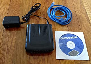 Consumer Electronic Products uBee (formerly Ambit) U10C018 DOCSIS 2.0 Cable Modem Supply Store