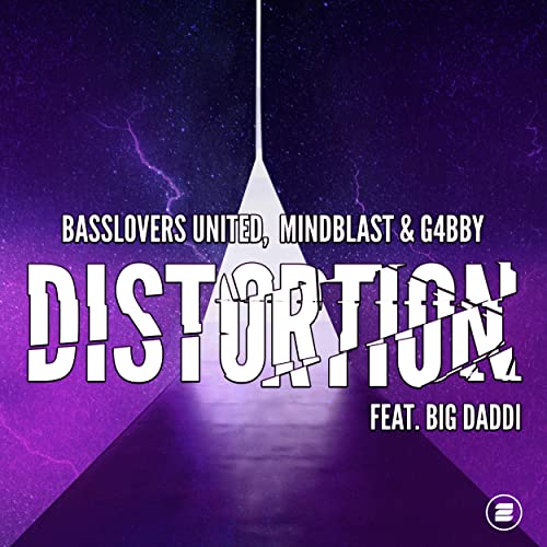 Basslovers United, Mindblast & G4bby feat. Bid Daddi - Distortion