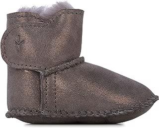 EMU Australia Babies Baby Bootie Metallic Winter Real Sheepskin Boots